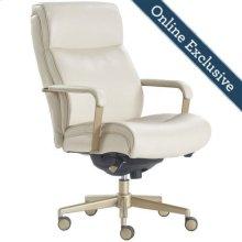 Melrose Executive Office Chair, Cream
