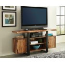 Knox Industrial Black TV Console Product Image