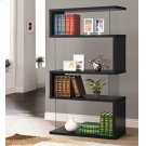 Casual Black Bookcase Product Image