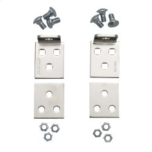 "Hasp  5"" Center Hole Security Hasp - No Finish"