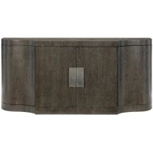 Linea Buffet in Cerused Charcoal (384)
