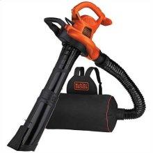 3in1 VACPACK 12 Amp Leaf Blower, Vacuum, and Mulcher