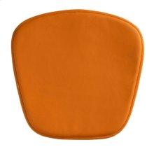 Wire/mesh Chair Cushion Orange