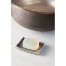 Industrial Accessories Cast Iron / Aluminum Soap Dish