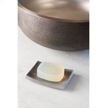 Industrial Accessories Cast Iron / Aluminum Soap Dish