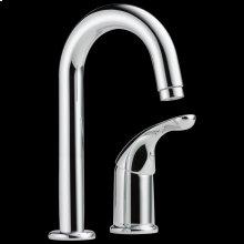 Chrome Single Handle Bar / Prep Faucet