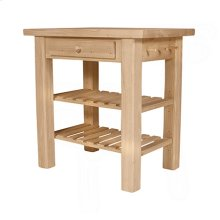 WC-3624 Kitchen Island