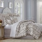 9pc Queen Comforter Set Natural Product Image