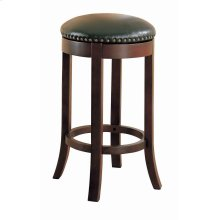 "Casual Walnut 29"" Bar Stool"