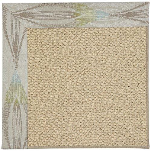 Creative Concepts-Cane Wicker Empress Cascade Machine Tufted Rugs
