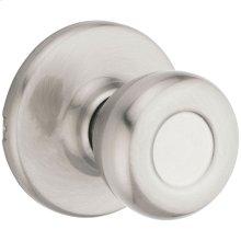 Tylo Hall/Closet Knob - Satin Nickel