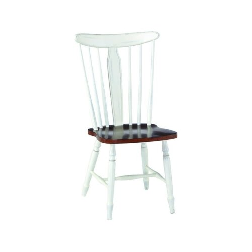 Bridgeport Chair in Espresso & Alabaster