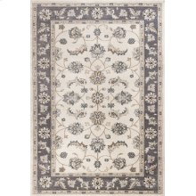"Avalon 5612 Ivory/grey Mahal 5'3"" X 7'7"""