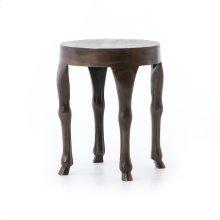 Hopedale End Table-antique Rust