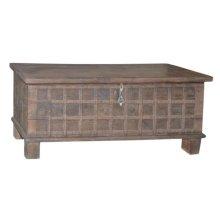 Wood Blanket Box SFK