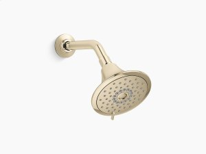 Vibrant French Gold 2.5 Gpm Multifunction Showerhead With Katalyst Air-induction Technology Product Image
