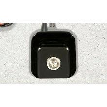 Porcela PCB-1750 BL Undermount bar/prep sink BL