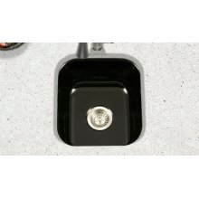 Porcela PCB-1750 BL Undermount bar/prep sink BL