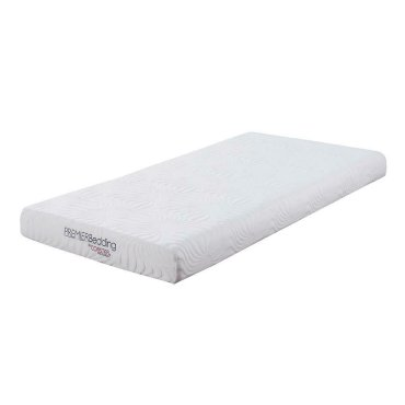 Joseph White 6-inch Twin Memory Foam Mattress