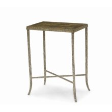New Traditional Chairside Table