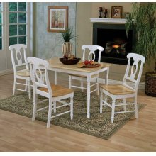 Damen Country Rectangular Dining Table
