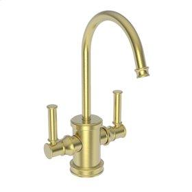 Satin Brass - PVD Hot & Cold Water Dispenser