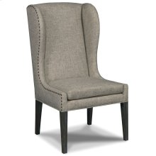 Dining Room Corsica Zuma Linen Arm Dining Chair