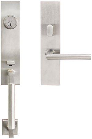 "NY Handleset Tubular Frankfurt Entry 2-3/8"" 32D LH Product Image"
