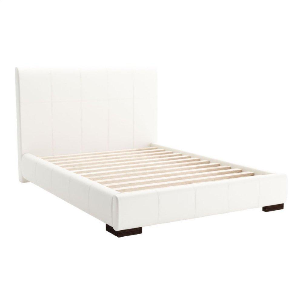 Amelie Full Bed White