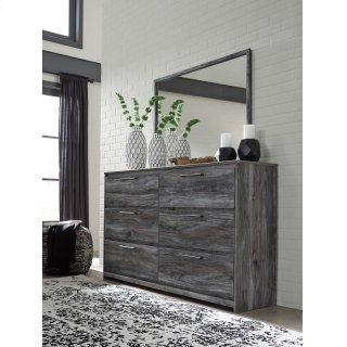 Baystorm Dresser & Mirror