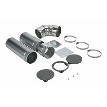 Dryer Vent Kit 4-Way Advantage - Other