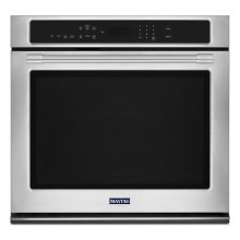27-Inch Wide Single Wall Oven With True Convection - 4.3 Cu. Ft.