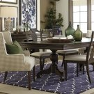 Provence Double Pedestal Dining Table Product Image