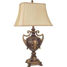 "31""H TABLE LAMP (1CTN:SH&BS)"