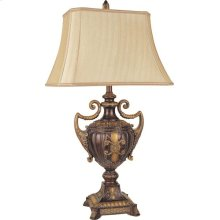 "31""H TABLE LAMP (1CTN:SH&BS)"