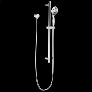 Chrome Hand Shower 1.75 GPM w/Slide Bar 4S Product Image