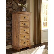 Lingerie Chest - Distressed Pine Finish