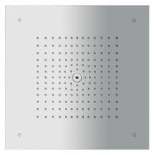Chrome Showerhead 400 Square 1-Jet Trim, 2.0 GPM