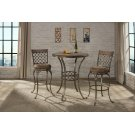 Lannis 3-piece Bar Height Bistro Dining Set Product Image