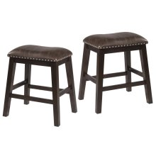 Spencer Backless Non Swivel Stool