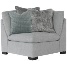 Serenity Corner Chair in Mocha (751)