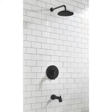 Studio S Bathtub and Shower Fittings with Pressure Balance Cartridge  American Standard - Matte Black