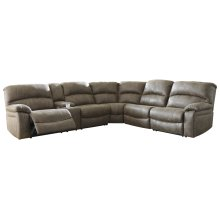 Segburg - Driftwood 2 Piece Sectional