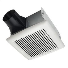 Flex Series Single-Speed Bathroom Exhaust Fan 50 CFM, 0.5 Sones, ENERGY STAR® Certified