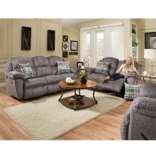 Triple Power Rocking/Reclining Loveseat/USB