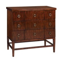 Regency Small Console Chest