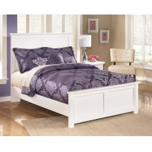 Bostwick Shoals - White 3 Piece Bed Set (Full)