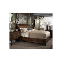 Sleigh Queen Bed