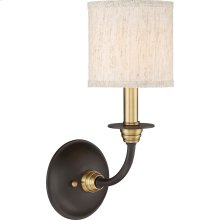 Audley Wall Sconce in Old Bronze