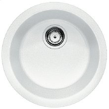 Blancorondo Bar Sink - White